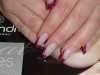 Nagelstudio Bielefeld: Nagelmodellage, French rot, Splitter