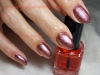 Naturnagelverstärkung in rosa