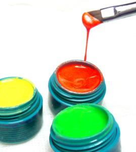 Nagelstudio Bielefeld: Color Gelnägel